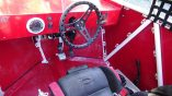 357 Race 1 seater inside