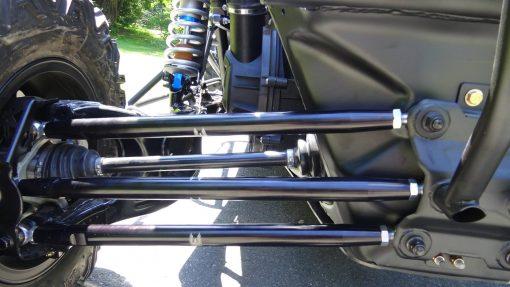 X3 Concept Radius Rods