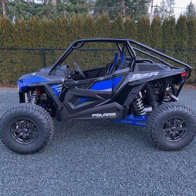 Turbo S side