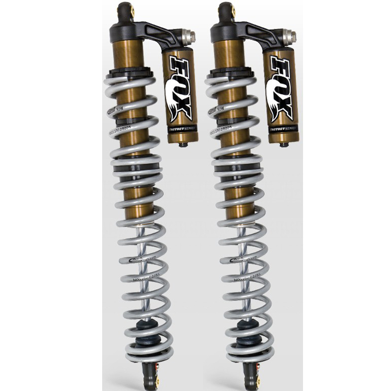 "Polaris RZR 900 FOX Shocks Stage 2 Factory Series Podium RC2 BOC shock  package, 2 5"" front and 2 5"" rear"