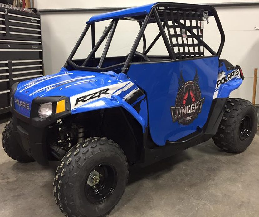 Custom Polaris Rzr 170 – Jerusalem House