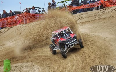 Al McBeth takes the WIN @ 2017 UTV TAKEOVER SHORT COURSE RACE