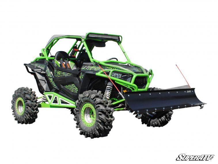 Polaris Rzr 900 Turbo Plow Pro Heavy Duty Snow Plow